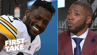 Ryan Clark not backing down on Antonio Brown criticisms | First Take