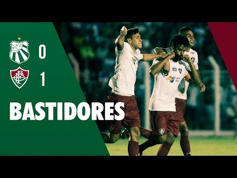 8508f0a632 GOLS Bastidores - Caldense 0 x 1 Fluminense - Copa do Brasil Data   01 02 2018. Por  FluTV