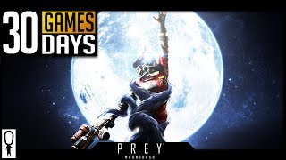 PREY MOONCRASH Impressions - NOT WHAT I WAS EXPECTING - 30 Games in 30 Days (30/30)