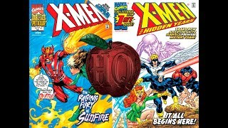 X-Men Capítulo 91: X-Men #94 | X-Men The Hidden Years #1
