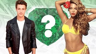 WHO'S RICHER? - Cameron Dallas or Beyonce? - Net Worth Revealed!
