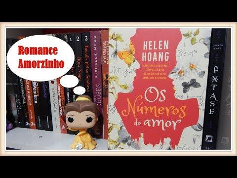 Livro Os Números do Amor de Helen Hoang