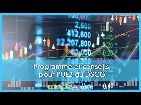Le programme de DSCG UE2