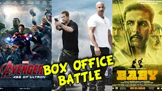 Avengers, Fast & Furious 7 | Hollywood Beats Bollywood At The Box Office