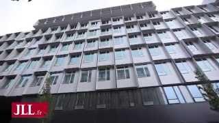preview picture of video 'Bureaux à louer à Saint ouen - Dock en seine - rue Alain Talabot 93400'