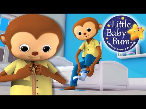 Getting Dressed Song | Little Baby Bum | Nursery Rhymes for Babies | ABCs and 123s