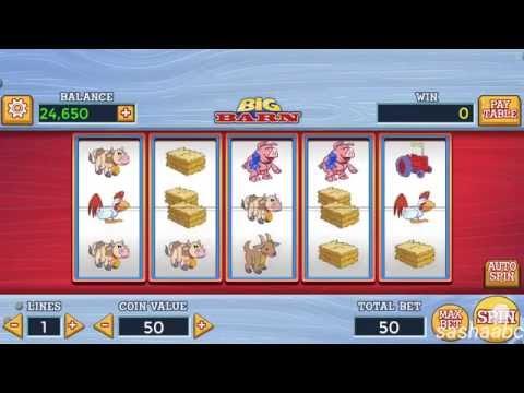 big barn slots обзор игры андроид game rewiew android