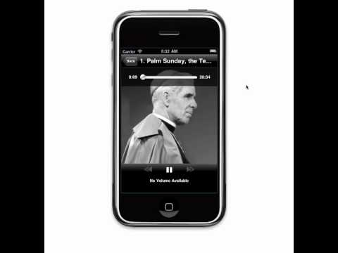 Video of Fulton Sheen Audio Library