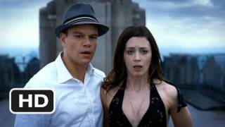 The Adjustment Bureau Trailer Image