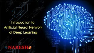 Deep Learning Tutorials | Introduction to Artificial Neural Network of Deep Learning | Mr.Srinivas