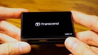 ???? Высокоскоростной картридер Transcend TS-RDF8K