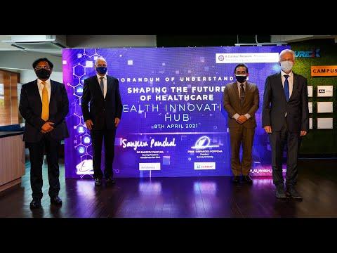 Sunway iLabs x AstraZeneca: Breaking Barriers in Digitalising Healthcare