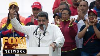 Venezuela's Maduro possibly looking to negotiate exit