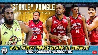WOW! STANLEY PRINGLE Bagong Ka-BARANGAY NA!!! | Kapalit Nila Ferrer, Cruz At Mercado