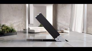C SEED M1 – 's Werelds eerste uitvouwbare 165 inch MicroLED-tv