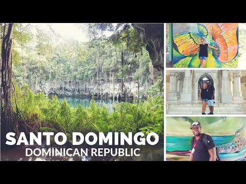 Santo Domingo Dominican Republic & Carnival Splendor Travel Vlog - 12/21/16