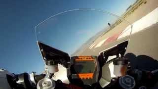 Miller Full Track Hitting 172 mph Phew!