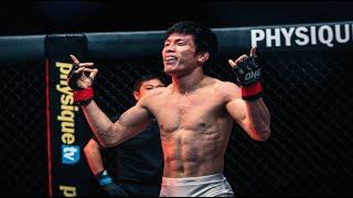 SHINYA AOKI MMA Highlights  青木 真也 ONE FC Champion [HELLO JAPAN]