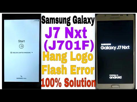 Samsung J7 NXT J701F Flashing Failed Fix Problem Done - смотреть