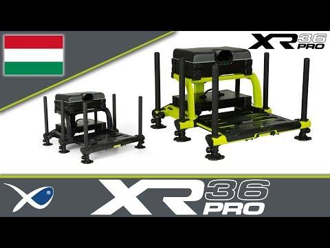 Matrix XR36 PRO SHADOW - versenyláda videó