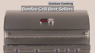 Bonfire Grill Best Sellers // Outdoor Cooking