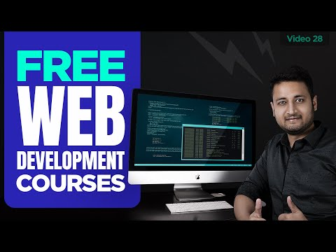 🔥Free Web Development Courses🔥| Full Stack Web Development Courses | Complete Details in Hindi