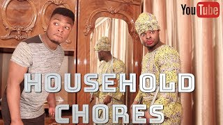 When You Let African Parents Do Your Household Chores