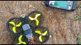 FPV Drone Practice / Cinewhoop CLOUD 140 + Firefly 4K Split Mini Cam