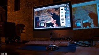 preview picture of video 'Murlo, (Siena), 23/08/2013: Serata dedicata agli Indiani d'America'