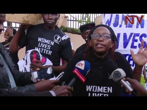 POINT BLANK: Dr Stella Nyanzi's love for Police chief Martin Okoth Ochola