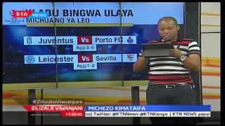 Zilizala Viwanjani: Uchanganuzi - Dimba la FA na klabu bingwa Ulaya