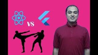 flutter vs react native part 2 | برمجة تطبيقات الهواتف الذكية