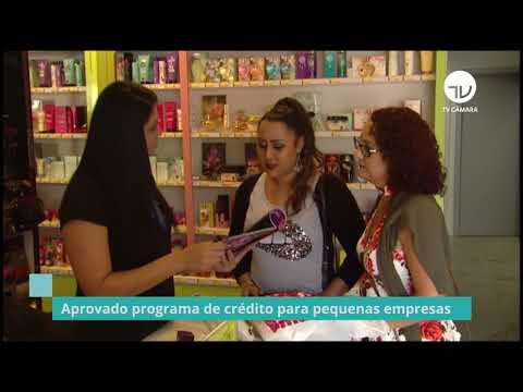 Aprovado programa de crédito para pequenas empresas - 07/10/21