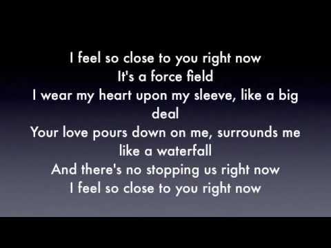 Feel so Close - Calvin Harris (lyrics) perfect audio