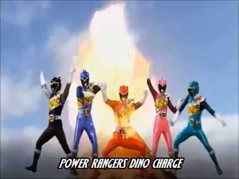 Ouvir Power Rangers (tema em português)