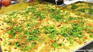 Lemon Rice prepare for 1000 People | Tamarind Rice cooking for 1000 peoples | How to Pulihora making