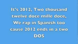 Thecomputernerd01 - 2012 Rap - Lyrics