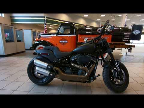 2020 Harley-Davidson Fat Bob 114 FXFBS