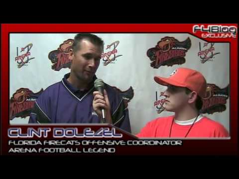 Exclusive Interview with Clint Dolezel