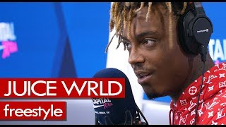 Juice WRLD freestyle (R.I.P) Hour of fire over Eminem beats! Westwood