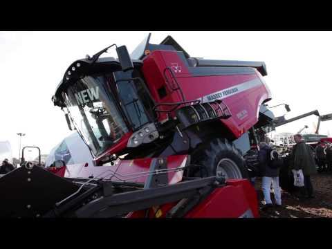 MF Tractors at Lamma \'14