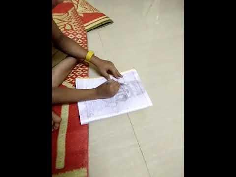 Shivaji Maharaj Drawing ( Shaurya Mane )