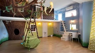 15 AMAZING KIDS BEDROOMS