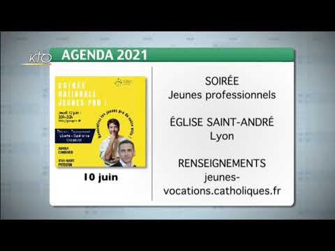 Agenda du 7 juin 2021