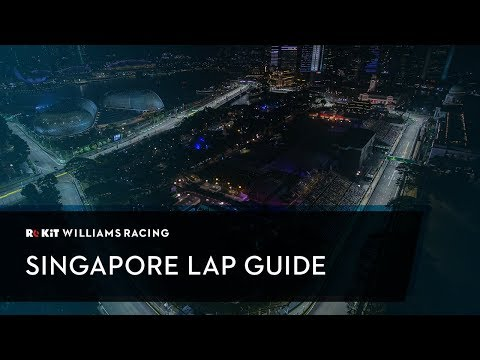 The Original F1 Night Race! It's the Singapore Lap Guide