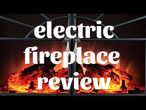 REVIEW Best Electric Fireplace Comparison 2018 | Duraflame Versus Akdy