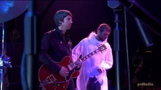 Oasis   Champaign Supernova   Glastonbury 2004