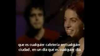 Ani Di Franco Little plastic castle subtítulos en Español