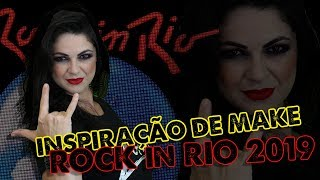 Make para o Rock In Rio 2019