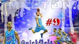 Top 10 Dunks of Justin ''QUICKMELT'' Melton